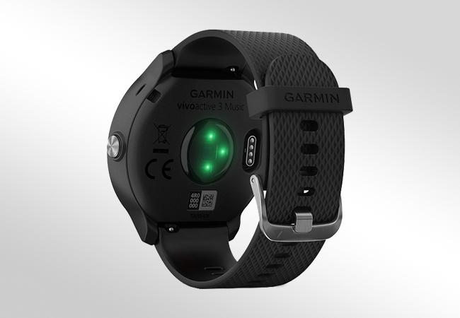 Garmin Vivoactive 3 - Monitorowanie