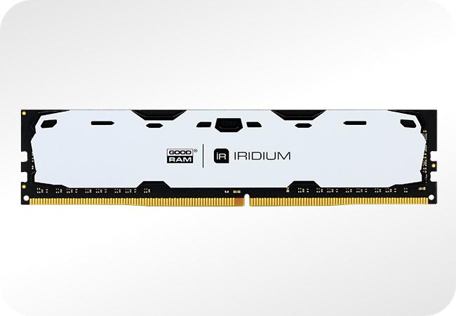 GOODRAM IRDM DDR4 - wygląd z przodu (przykład)