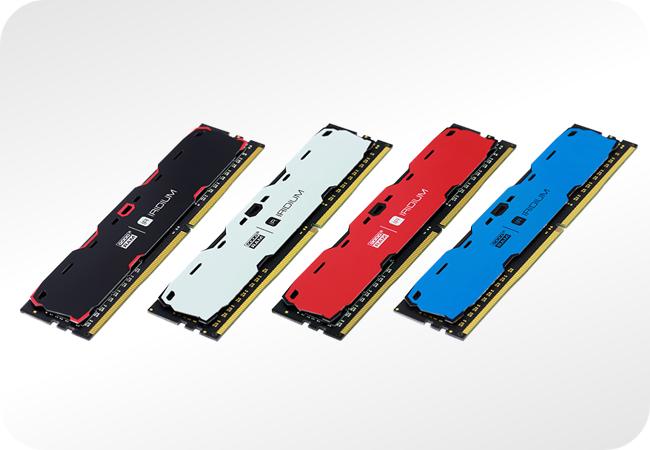 Kości pamięci GOODRAM IRDM DDR4