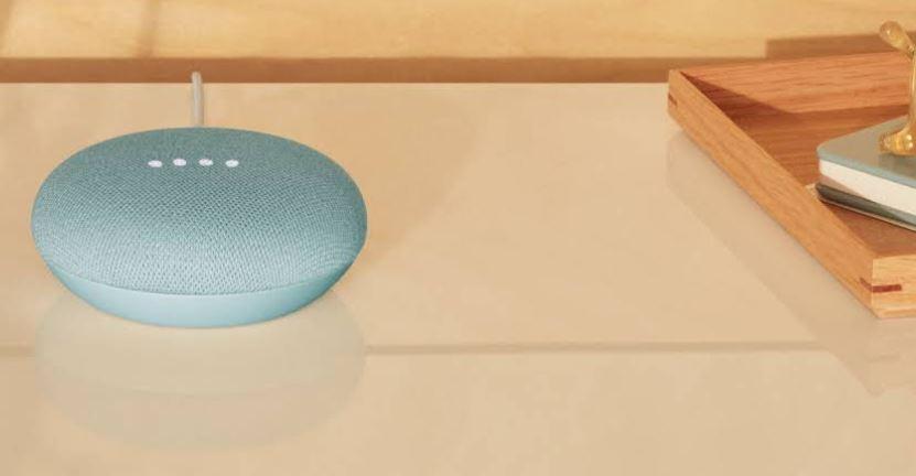 Google Home Mini - Elegancki