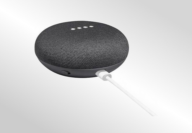 Google Home Mini - Front