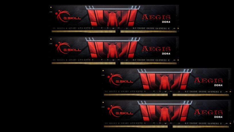 G.SKILL Aegis DDR4 - Warianty