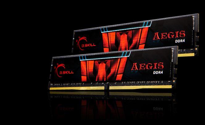 G.SKILL Aegis DDR4 - Wydajność