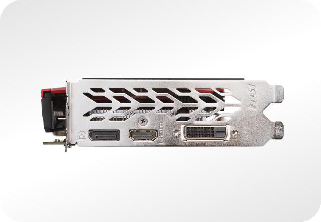 Karta graficzna GeForce GTX 1050 - dostępne wyjścia!