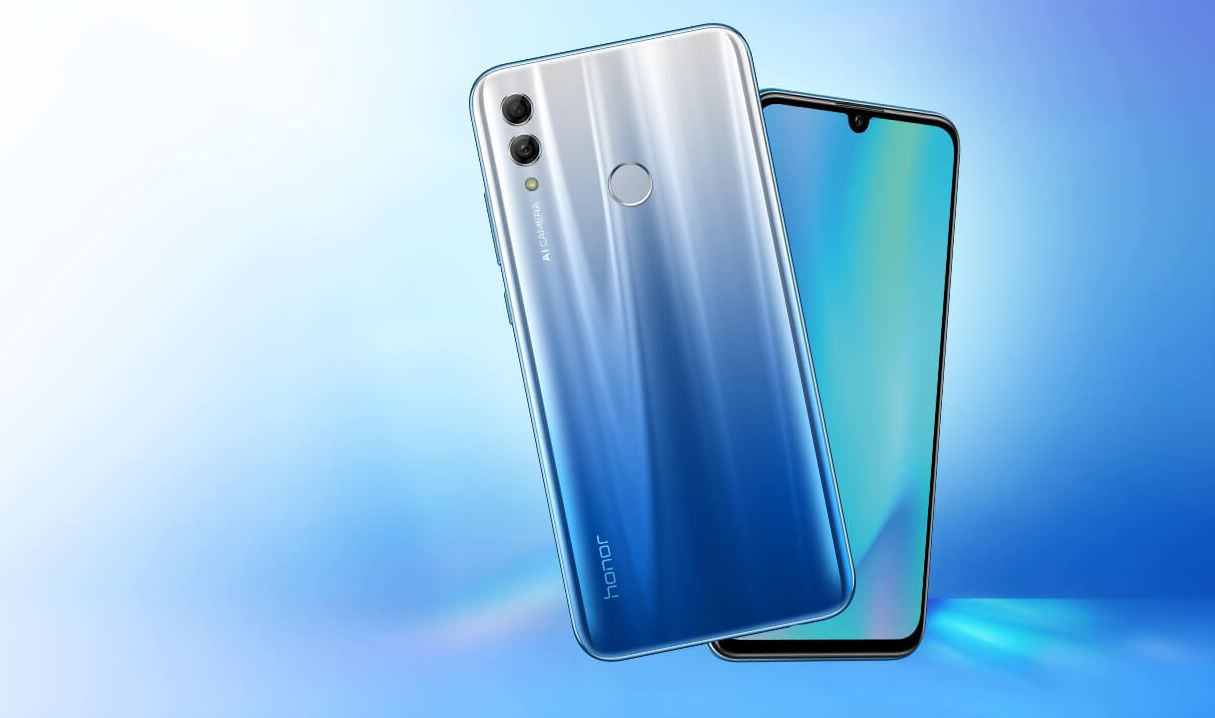 Honor 10 Lite 64GB Dual SIM - Design