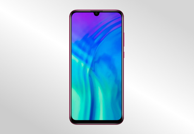 Honor 20 Lite 128GB Dual SIM - Front
