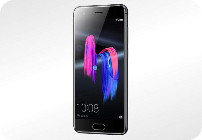 Honor 9 Dual SIM - wygląd z przodu