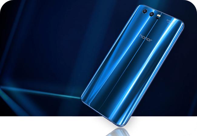 Honor 9 Dual SIM - konstrukcja