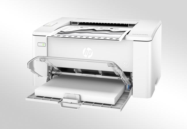 HP LaserJet Pro M102w - wygląd