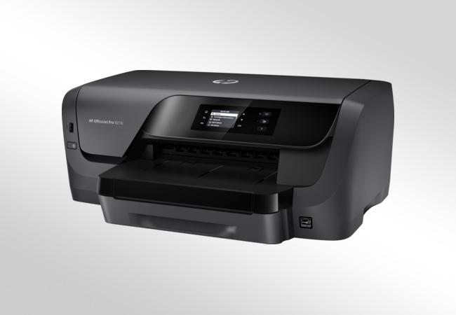 HP OfficeJet Pro 8210 - wygląd