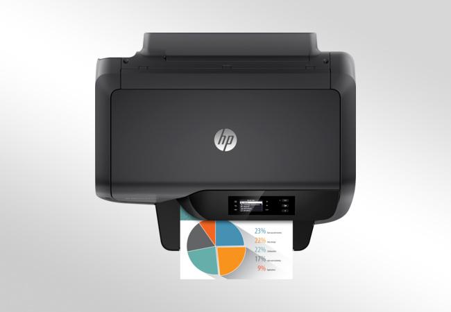 HP OfficeJet Pro 8210 - wydajność