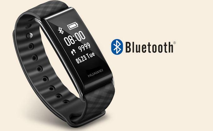 Huawei Color Band A2 (AW61) - łączność Bluetooth
