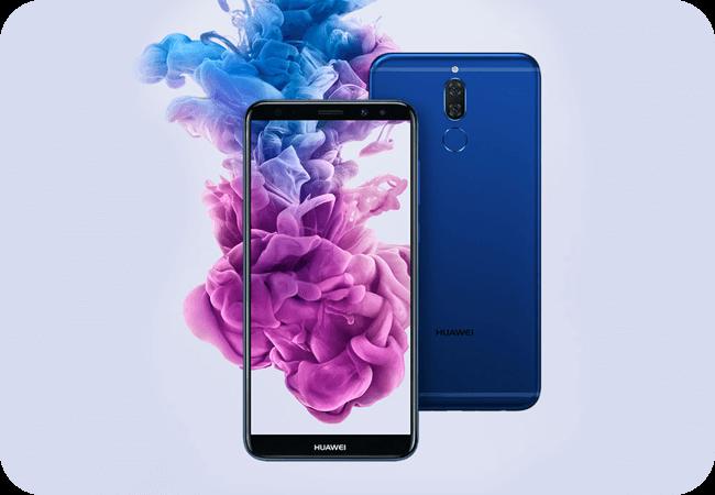 Huawei Mate 10 Lite DualSim - Front