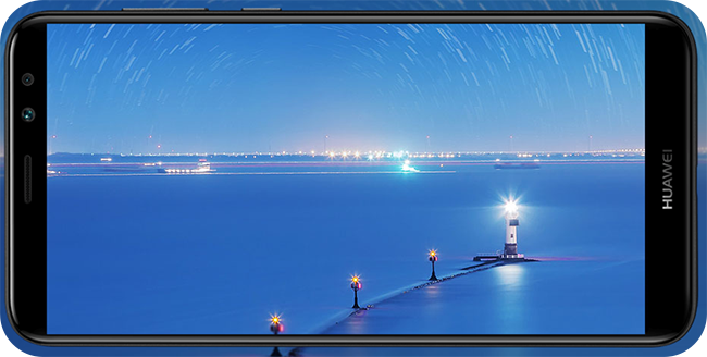 Huawei Mate 10 Lite DualSim - Wyświetlacz- FullView