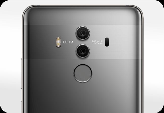 Huawei Mate 10 PRO DualSim - Zaawansowany aparat