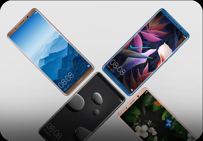 Huawei Mate 10 PRO DualSim - Ponadczasowy design