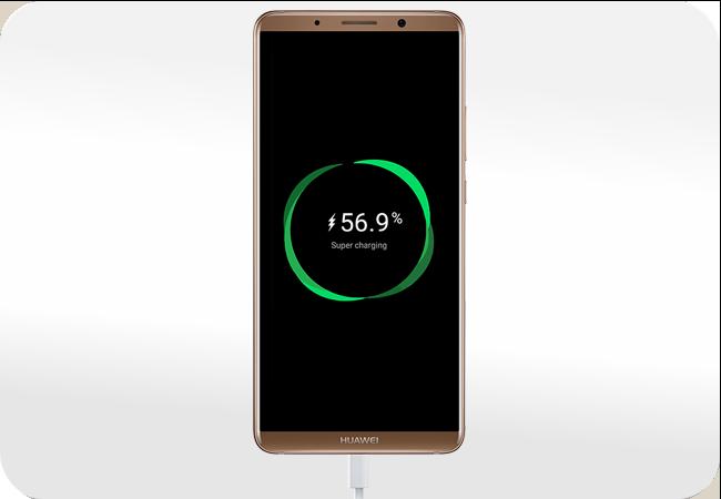 Huawei Mate 10 PRO DualSim - Technologia SuperCharge