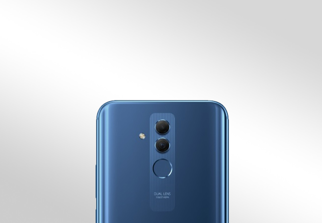 Huawei Mate 20 Lite - aparat