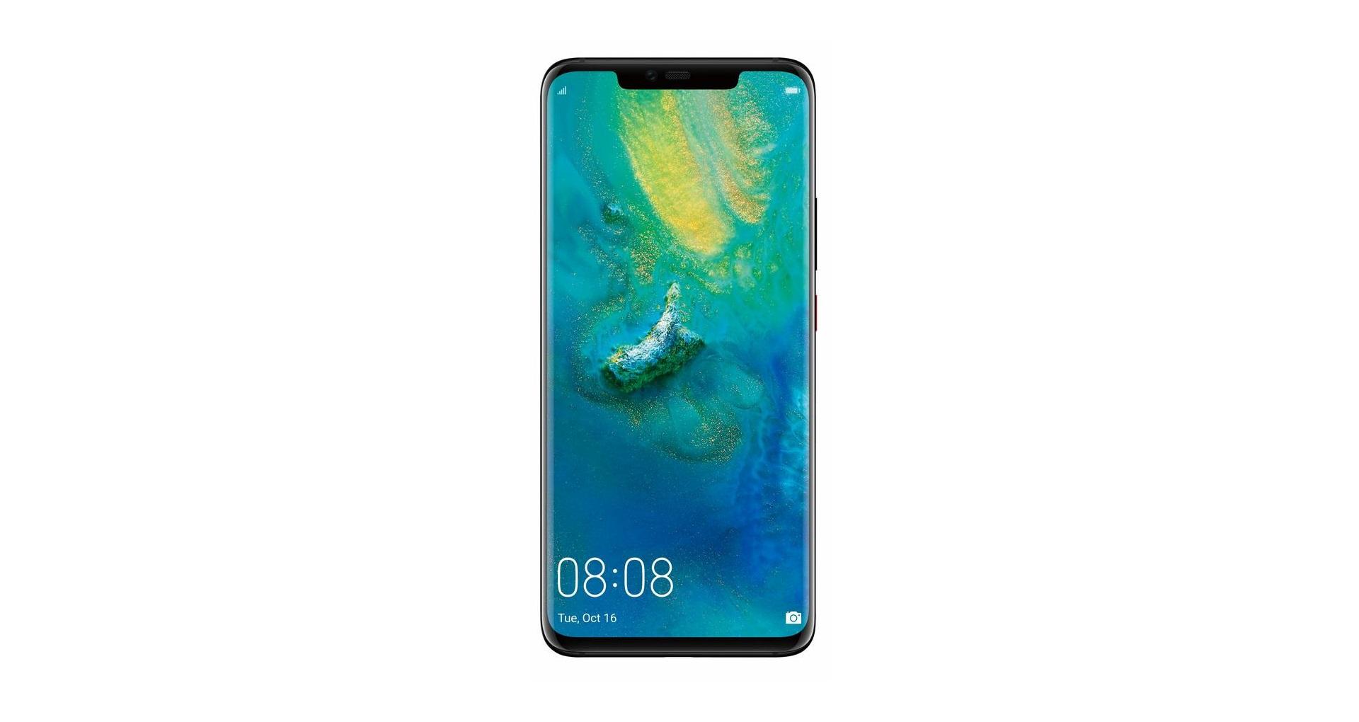 Huawei Mate 20 Pro - wygląd
