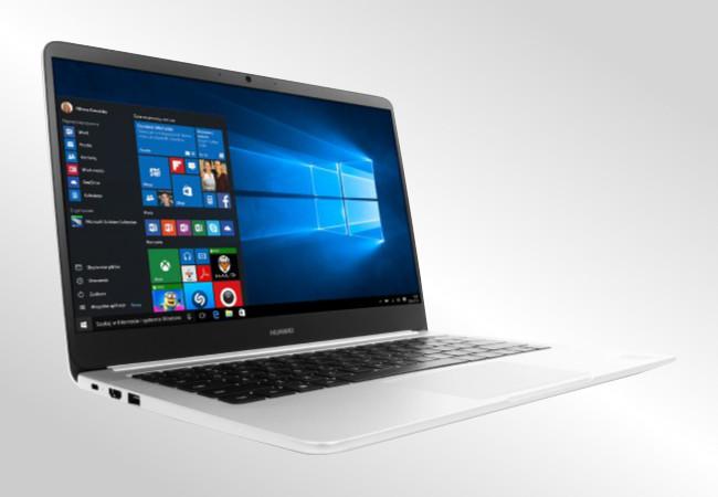 Huawei MateBook D 14 AMD - Front