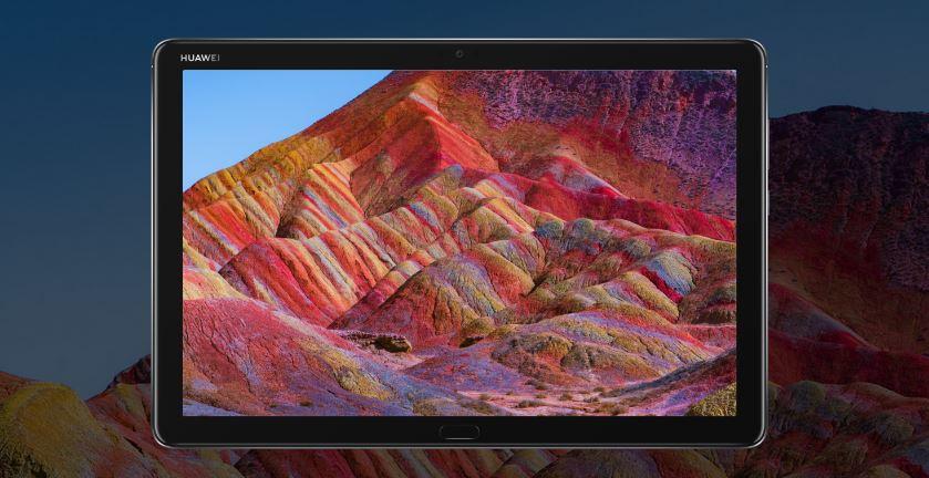 Huawei MediaPad M5 Lite - ekran FullHD
