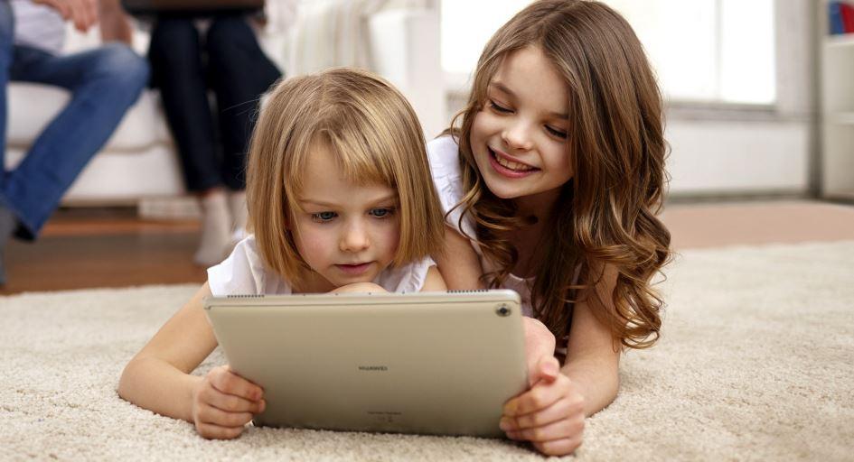 Huawei MediaPad M5 Lite - idealny dla dzieci