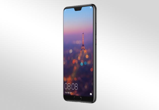 Huawei P20 - wygląd