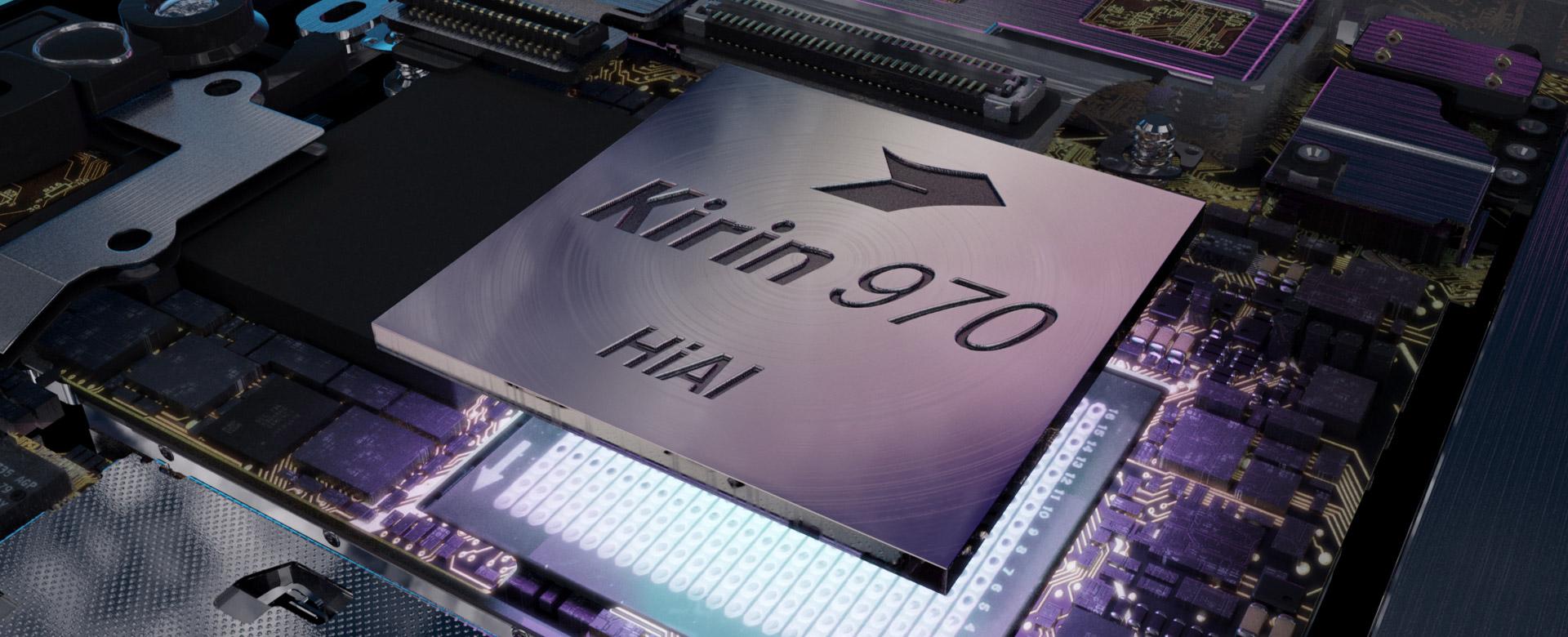 Huawei P20 wyposażono w procesor Kirin 970