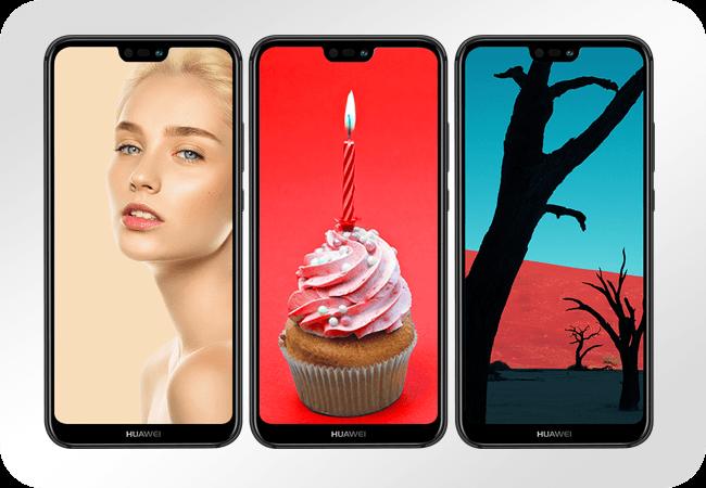 Huawei P20 Lite - Wysoka jakość zdjęć i filmów