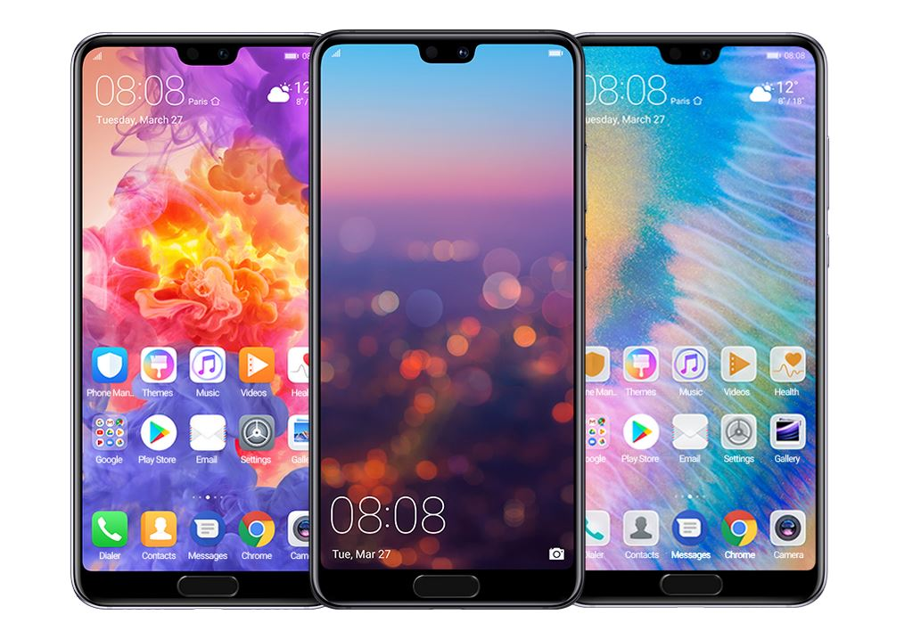 Huawei P20 Pro - Android 8.1z EMUI 8.1