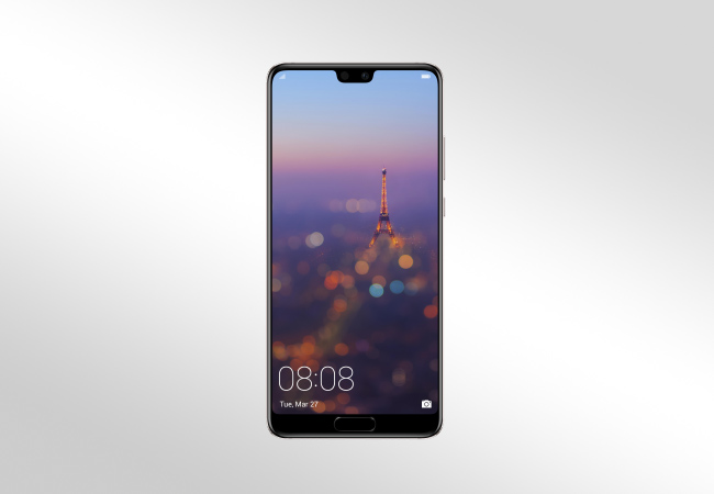 Huawei P20 Pro - Front