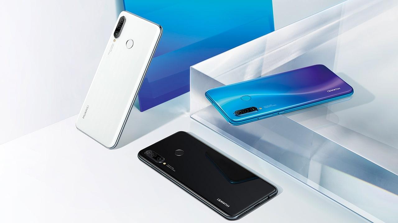 Huawei P30 Lite Dual SIM - konstrukcja