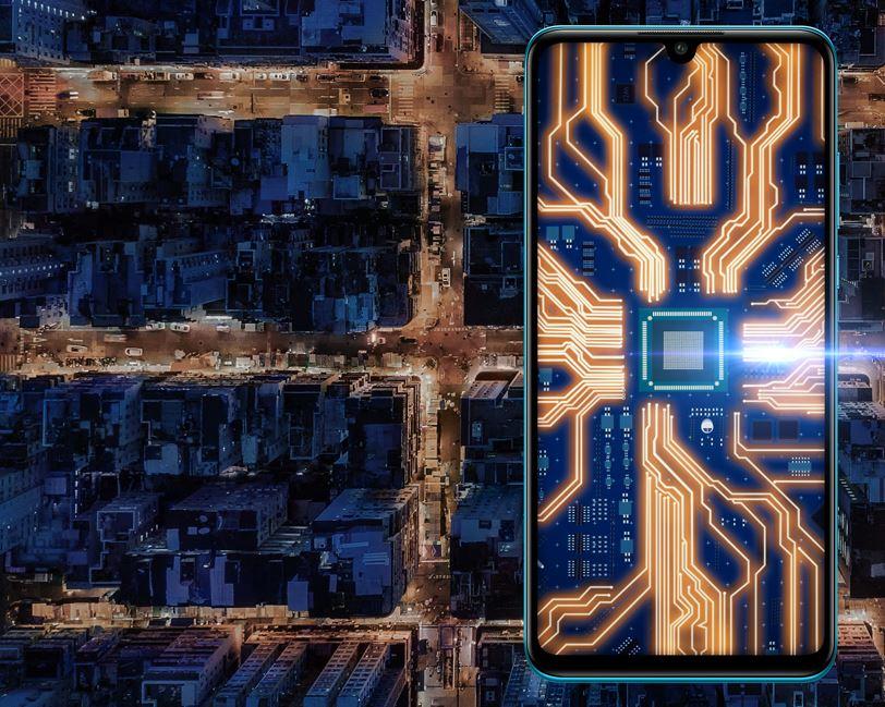 Huawei P30 Lite Dual SIM - podzespoły