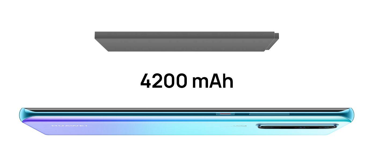 Huawei P30 Pro - bateria
