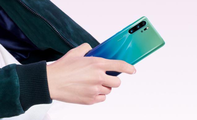 Huawei P30 Pro - wydajność