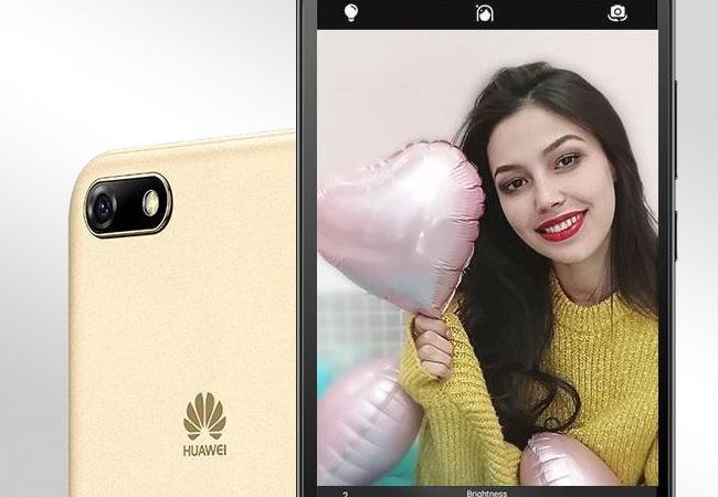 Huawei Y5 2018 - Aparat
