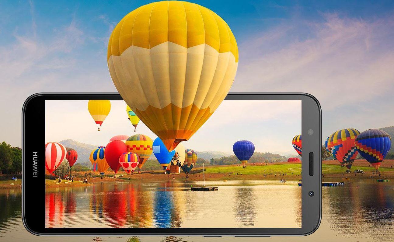 Huawei Y5 2018 - Wyświetlacz FullView