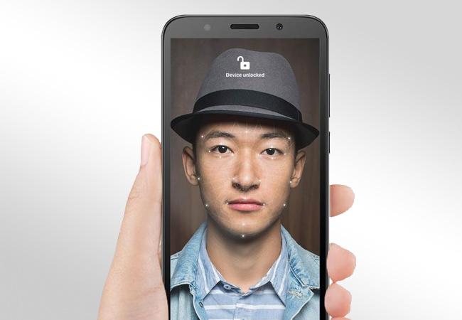 Huawei Y5 2018 - Face Unlock