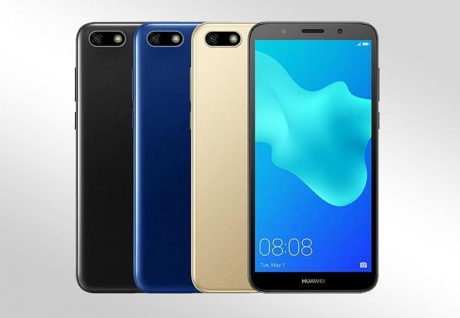 Huawei Y5 2018 - Podzespoły