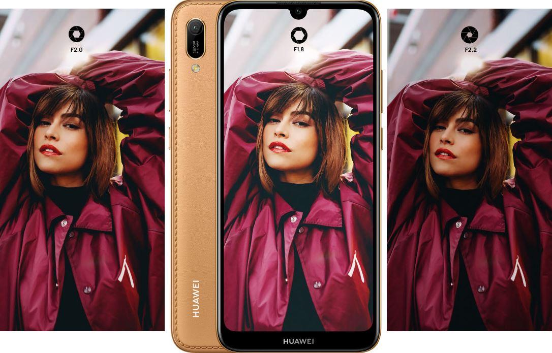 Huawei Y6 2019 Dual SIM - Aparaty