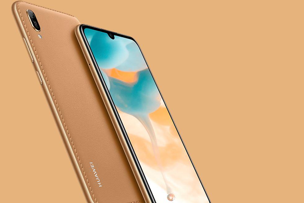 Huawei Y6 2019 Dual SIM - Design