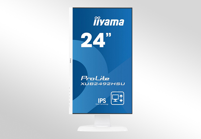 iiyama ProLite XUB series - Regulacja