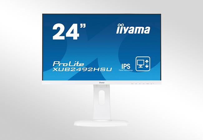 iiyama ProLite XUB series - Rozdzielczość