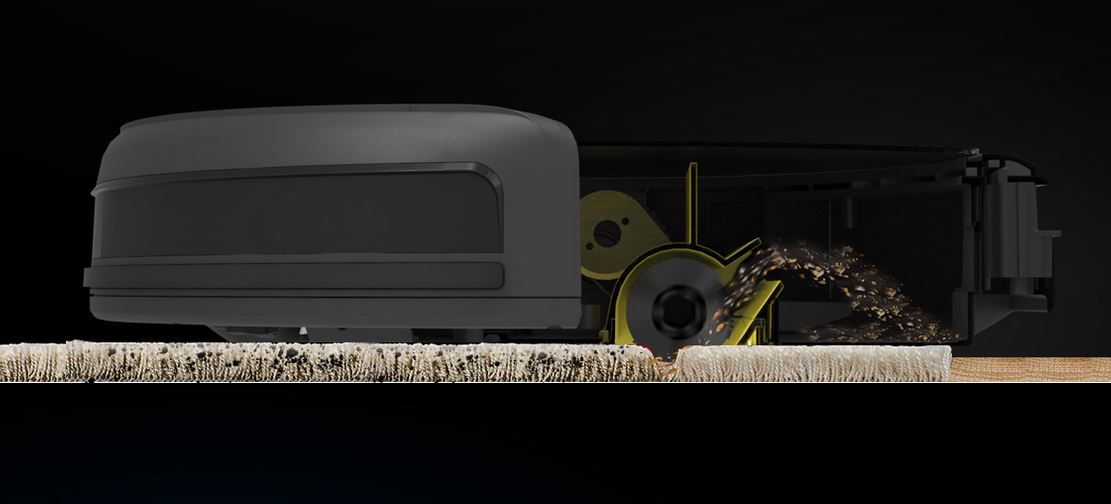 iLife A4S - Construction