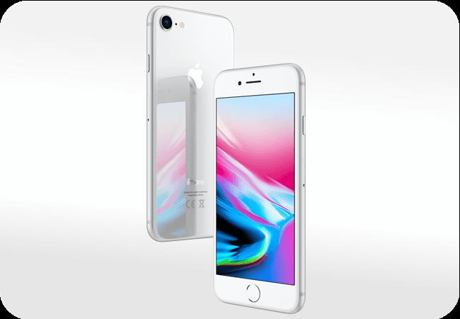 iPhone 8 - ekran
