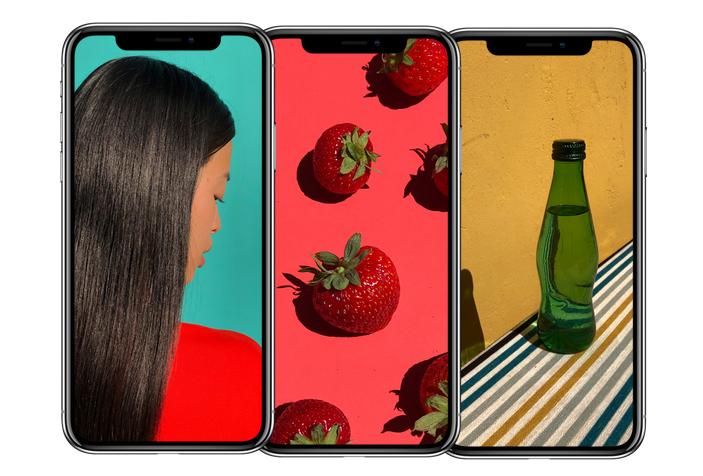 iPhone X - ekran