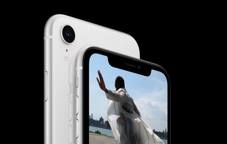 iPhone XR - aparaty