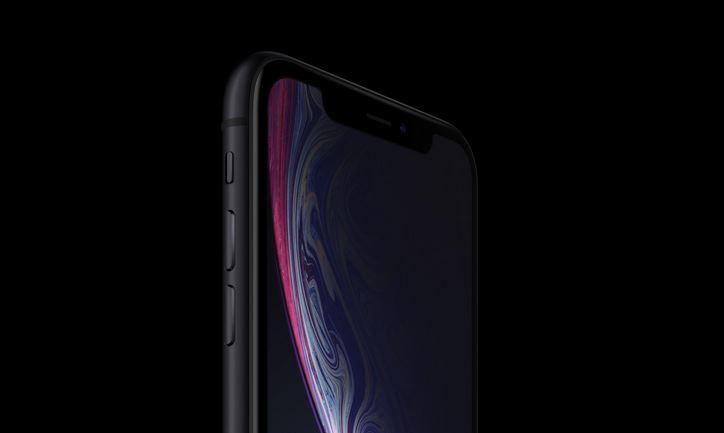 iPhone XR - konstrukcja