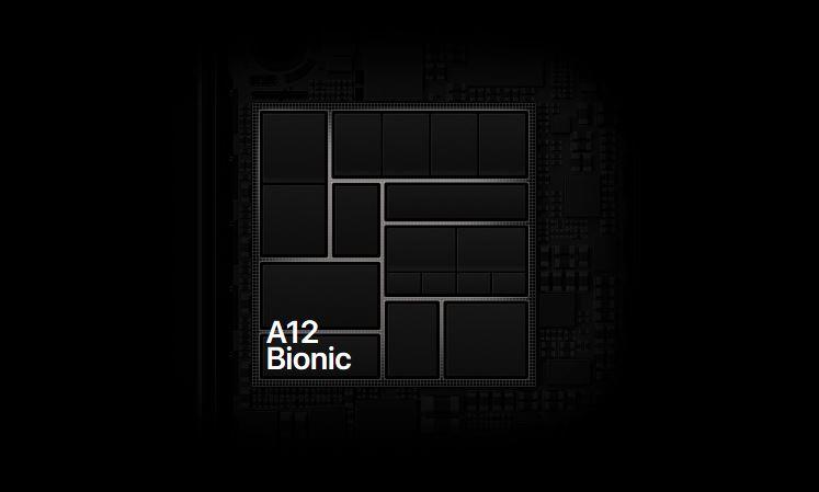 iPhone XR - procesor