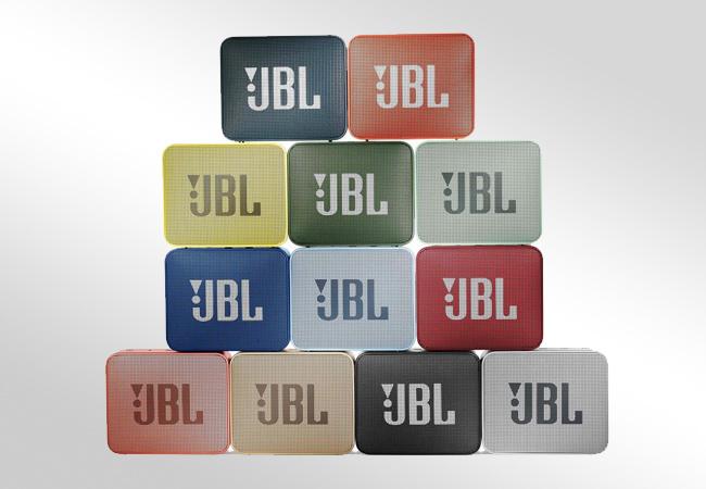 JBL GO 2 - Wysoka jakość